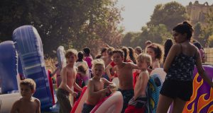 Charity water slide hire